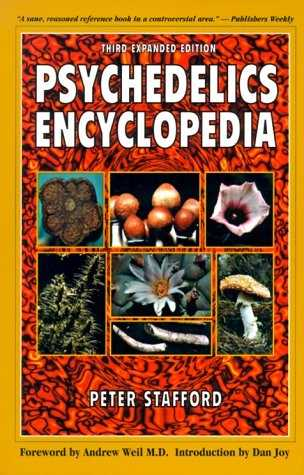 Peter Stafford - Psychedelics Encyclopedia