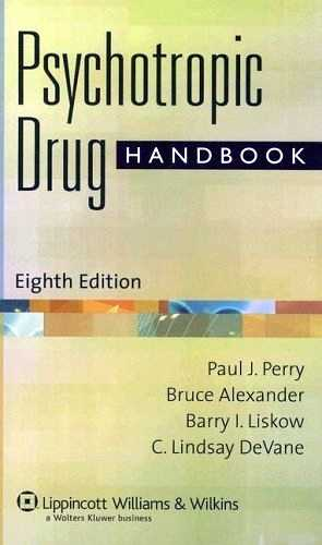 Paul Perry - Psychotropic Hand Book