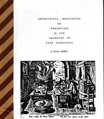 George Brandes - Geometrical Researches on Perceptics