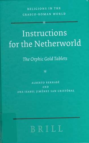 Alberto Bernabe - Instructions from the Netherworld