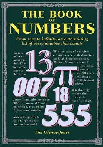 Tim Glynne-Jones - The Book of Numbers