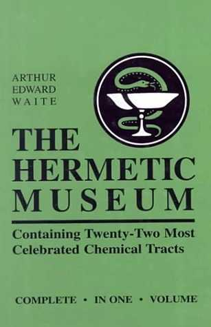 Arthur Edward Waite - The Hermetic Museum