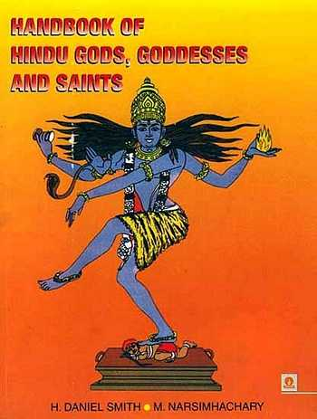 M. Narsimhachari - Handbook of Hindu Gods, Goddesses and Saints