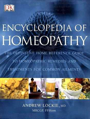 Andrew Lockie - Encyclopedia of Homeopathy