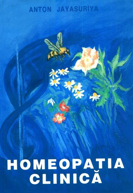 A. Jayasuriya - Homeopatia clinică