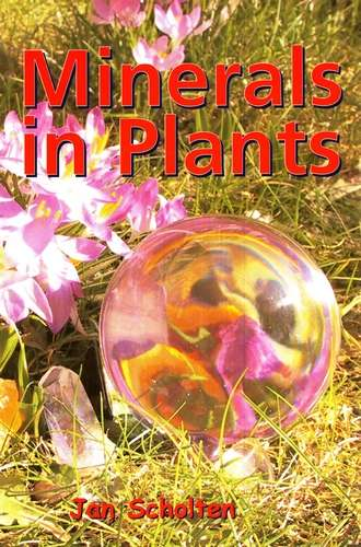 Jan Scholten - Minerals in Plants (vol. 1)