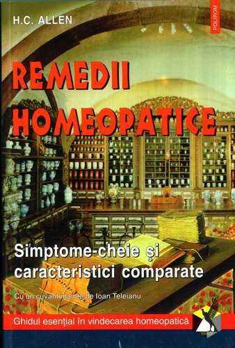 H.C. Allen - Remedii homeopatice