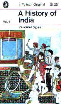 Percival Spear - A History of India
