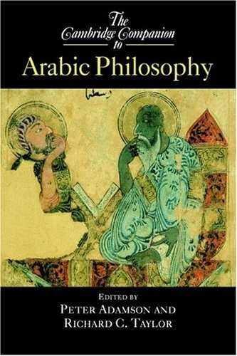 Peter Adamson - The Cambridge Companion to Arabic Philosophy