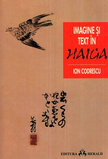 Ion Codrescu - Imagine și text în Haiga