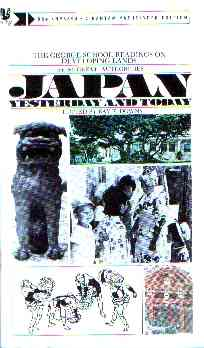 Ray F. Downs - Japan Yesterday and Today