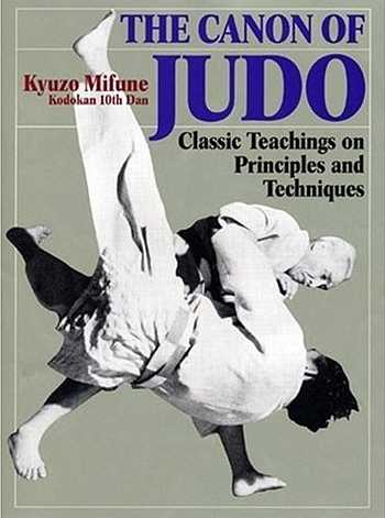 Kyuzo Mifune - The Canon of Judo