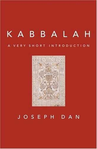 Joseph Dan - Kabbalah - A Very Short Introduction