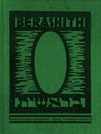 Aleister Crowley - Berashith