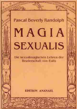 Beverly Randolph - Magia Sexualis