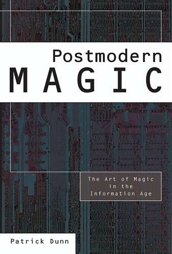 Patrick Dunn - Postmodern Magic