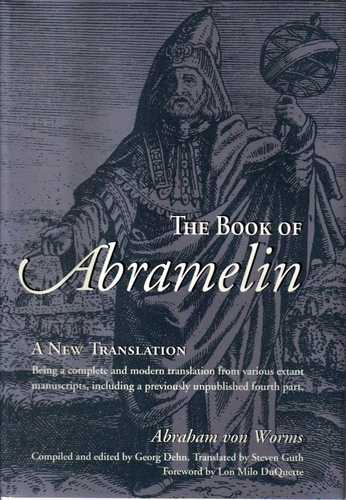 Abraham von Worms - The Book of Abramelin