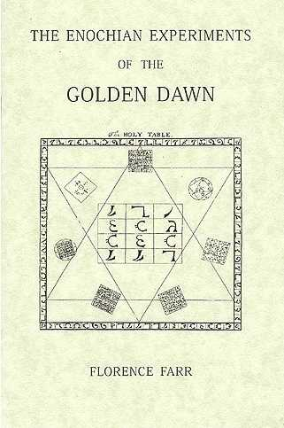 Florence Farr - The Enochian Experiments of the Golden Dawn