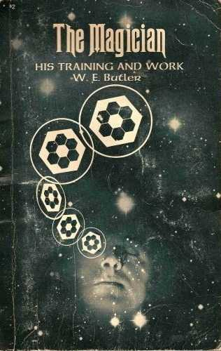 W.E. Butler - The Magician - His Training and Work