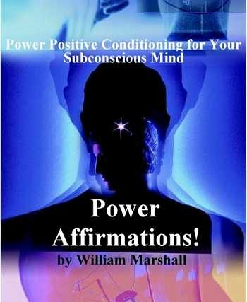 William Marshall - Power Affirmations
