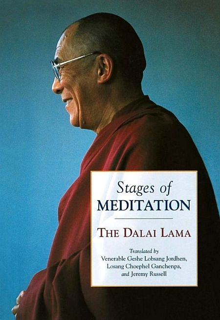 Dalai Lama - Stages of Meditation