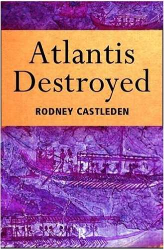 Rooney Castleden - Atlantis Destroyed