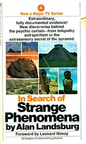 Alan Landsburg - In Search of the Strange Phenomena