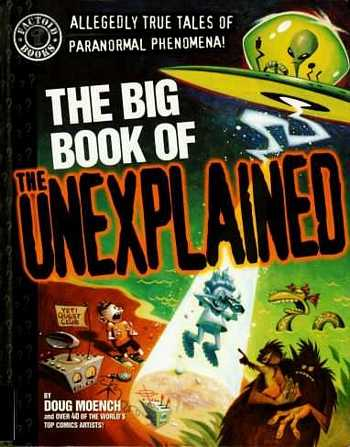Doug Moench - The Big Book of the Unexplained