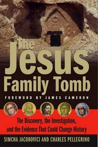 Simcha Jacobovici - The Jesus Family Tomb