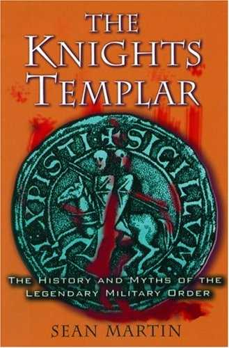 Sean Martin - The Knights Templar