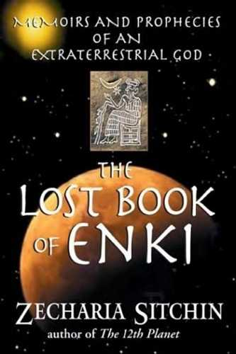Zecharia Sitchin - The Lost Book of Enki
