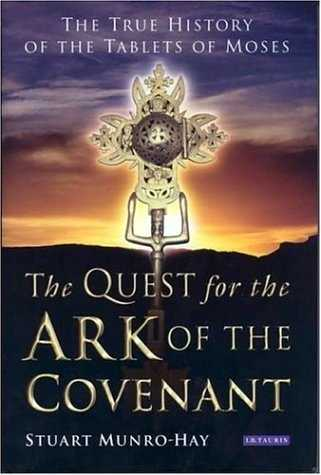 Stuart Munro-Ray - The Quest for the Ark of the Covenant