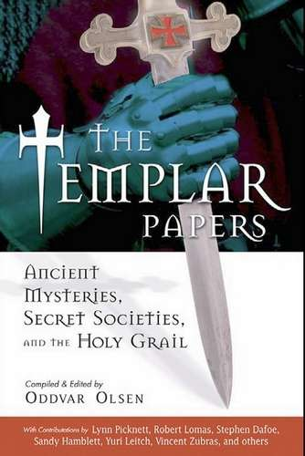 Oddvar Olsen - The Templar Papers