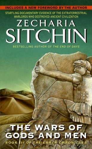Zecharia Sitchin - The Wars of Gods and Men