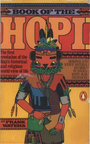Frank Waters - Book of the Hopi