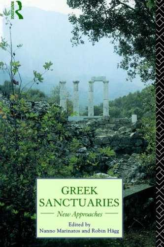 Nanno Marinatos - Greek Sanctuaries