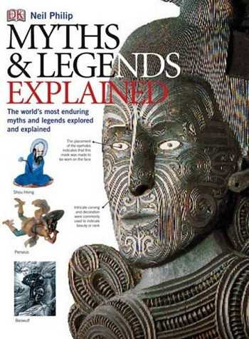Neil Philip - Myths & Legends Explained