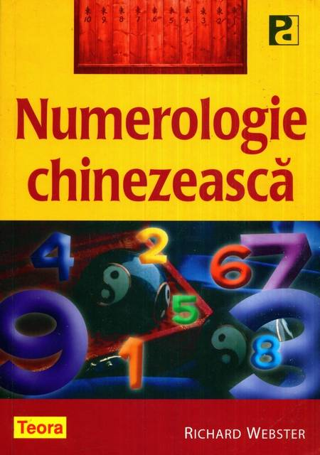 Richard Webster - Numerologie chinezească