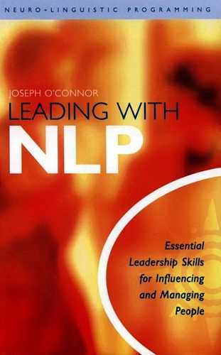 Joseph O'Connor, John Seymour - Leading with NLP