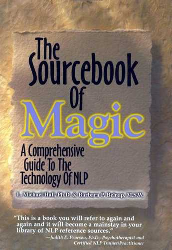 L. Michael Hall - The Sourcebook of Magic