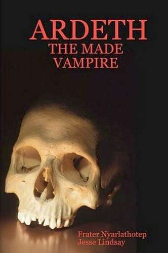 Jesse Lindsay - Ardeth - The Made Vampire