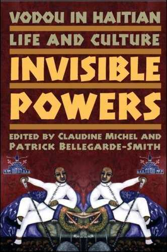 Claudine Michel - Invisible Powers