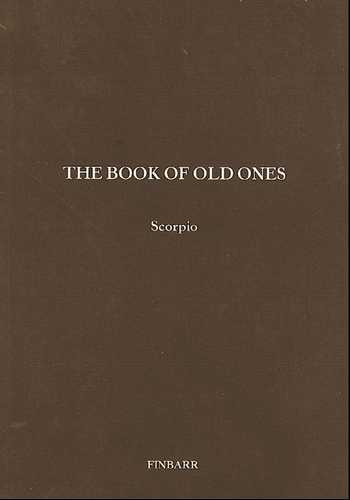Scorpio - The Book of Old Ones