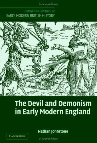Nathan Johnstone - The Devil and Demonism
