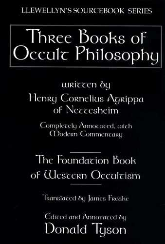 Cornelius Agrippa - Three Books of Occult Philosophy
