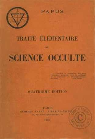 Papus - Traite Elementaire de Science Occulte
