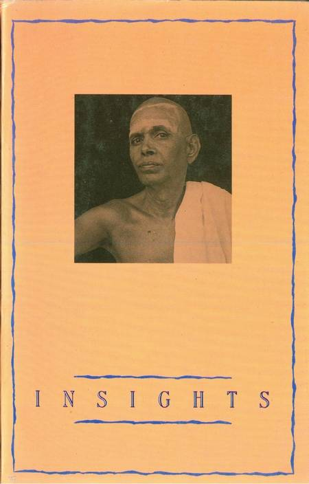 Ramana Maharshi - Insights