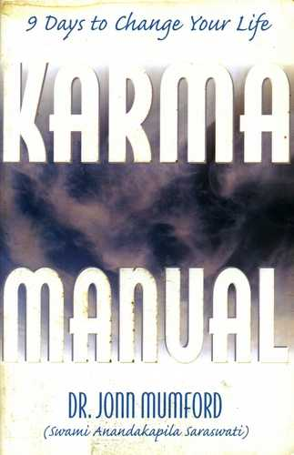 Jonn Mumford - Karma Manual