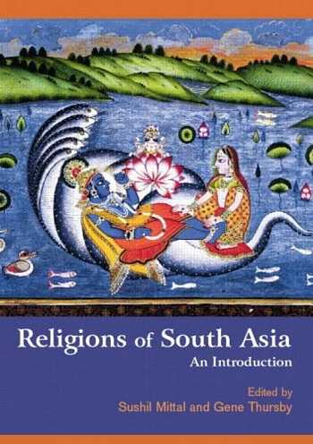 Sushil Mittal - Religions of South Asia