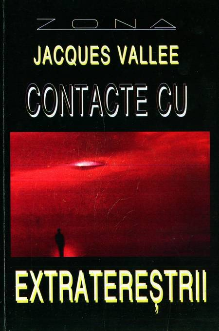 Jacques Vallee - Contacte cu extratereștrii